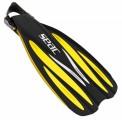Zobrazit detail - GP100 ploutve s páskem žluté