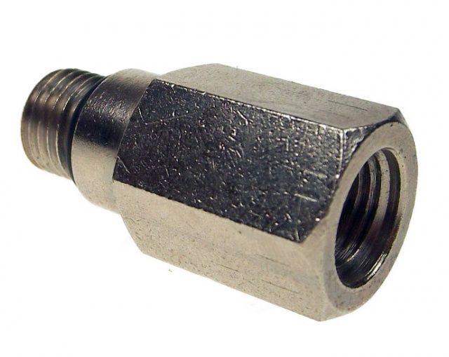 Pojišťovací ventil mezi I stupeň a tlakoměr mdc