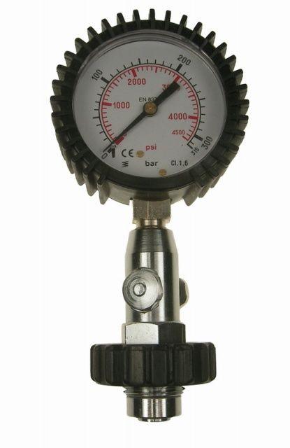 Zkušební tlakoměr 200-315bar NTEC
