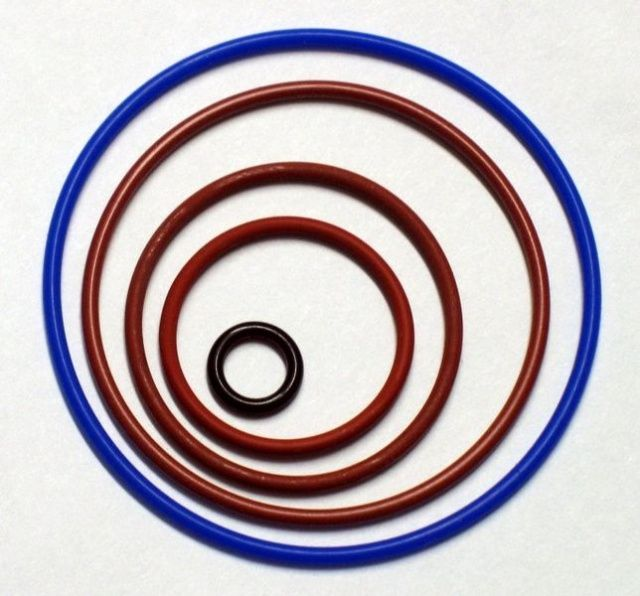 O-kroužek kit SLR XL digital IKELITE