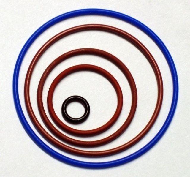 O-kroužek kryt z 0132.61 IKELITE