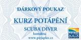 Zobrazit detail - Poukaz Kurz potápění NAUI SCUBA DIVER