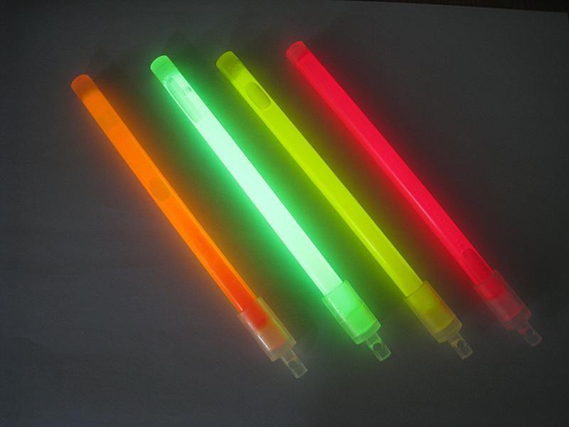 Chemické světlo 150 x 10mm mdc