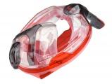 UNICA celoobličejová maska na šnorchlování pro dospělé i děti SEAC SUB